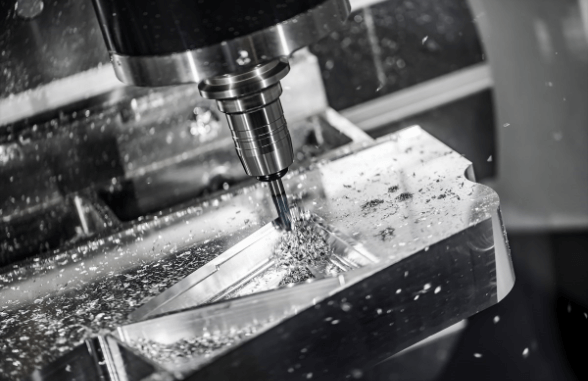 Resin / metal machining​ : improve a cutting process for a wide variety of materials